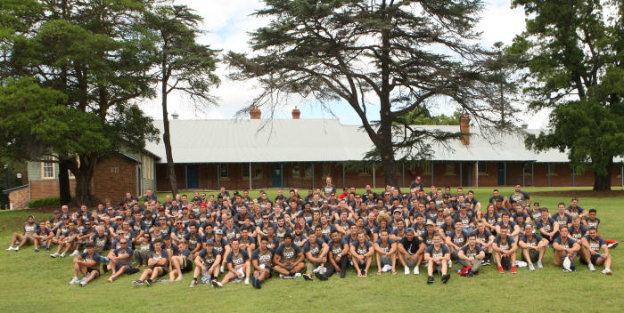 NSW Cup players at NSWRL's Semi-Pro Day 2015.