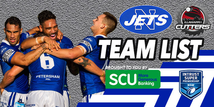 Newtown Jets & Illawarra Cutters battle for the Tom Kirk Cup this Saturday at Henson Park. Image & Photo: MAF Photography