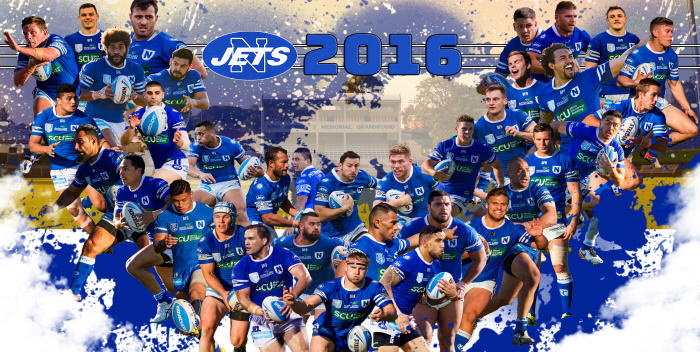 Here's a great photographic collage of all 35 players who turned out with the Newtown Jets in the 2016 ISP NSW competition. Photo: Compiled and designed by Mario Facchini.
