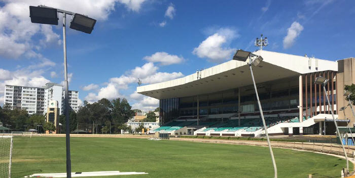 Historic Wentworth Park, where the Newtown Jets return to play in a rugby league trial match on Sunday, 11th February, after an 91 year absence. Photo courtesy of Inside Sport magazine.