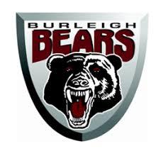 Burleigh Bears logo