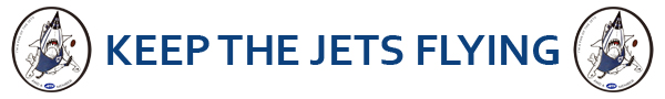 Keep the Jets Flying Banner